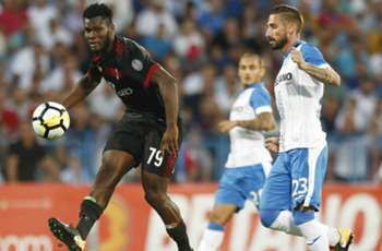 CSU Craiova 0 AC Milan 1: Rodriguez off the mark in competitive debut
