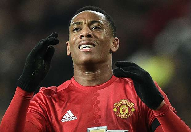Martial was 'in a sulk' about losing United's No.9 shirt – Scholes