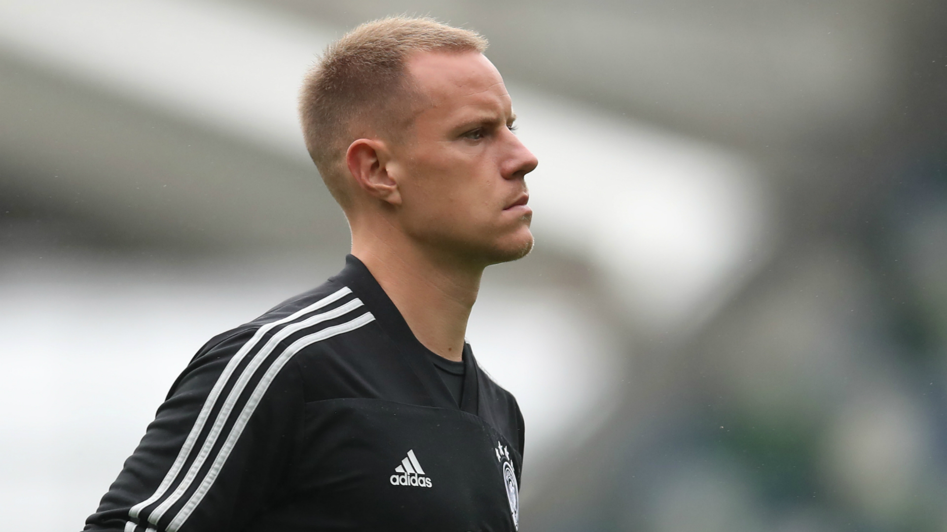 Germany benching 'a tough blow' for Barcelona's Ter Stegen
