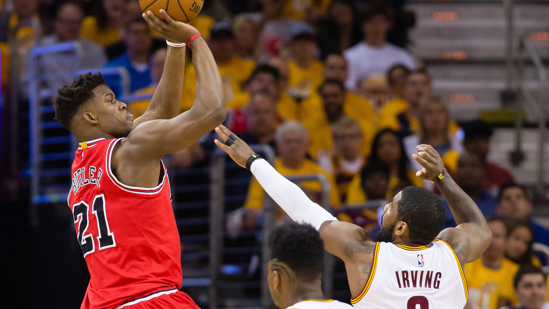 Report: Bulls' Jimmy Butler to win NBA's Most Improved Player award
