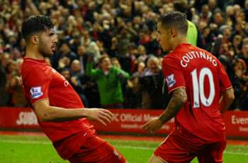 Coutinho one of the best in the world, says Liverpool team-mate Can
