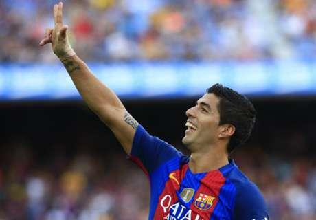 Suarez open to Ajax return