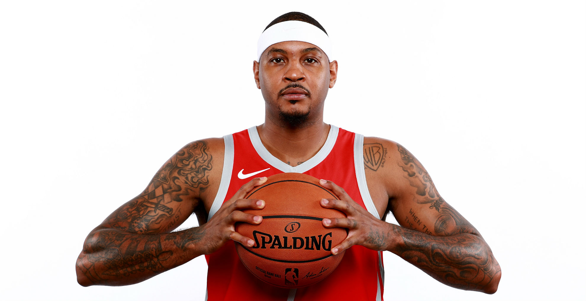Carmelo Anthony says he has 'a clearer understanding' of his role with Rockets