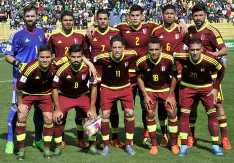 Venezuela stars issue quit threat