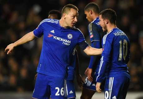 Hazard: I won't lead like Terry