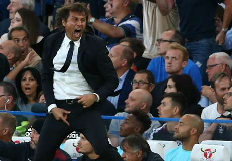 Conte: Pep only better as he has it easy