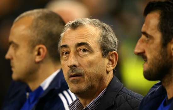Bazdarevic calls for Uefa to cancel international friendlies after Brussels attacks