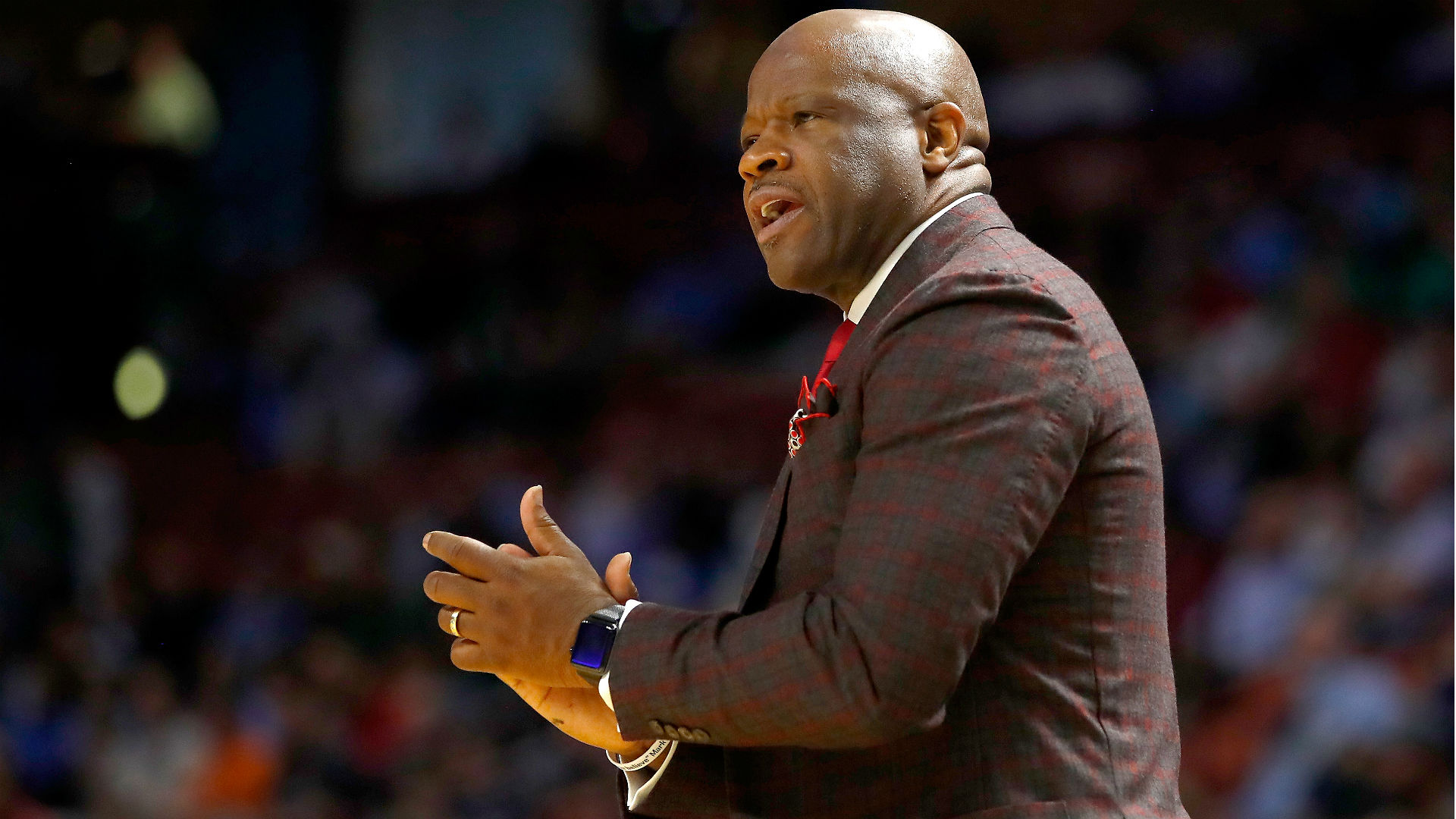 St. John's reportedly close to hiring Mike Anderson, ending prolonged coaching search