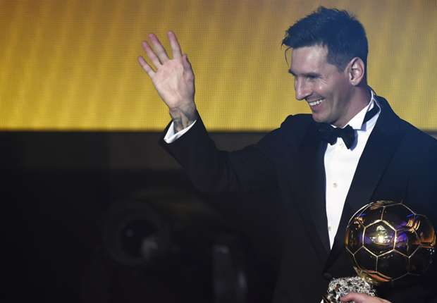 Bartomeu: This won't be Messi's last Ballon d'Or