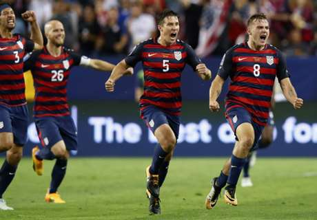 Report: USA 2 Jamaica 1