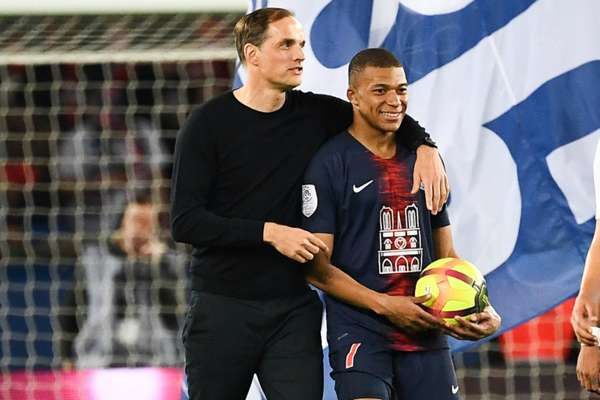 Tuchel calls for Champions League patience after Ligue 1 glory