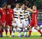 Report: Monchengladbach 0 Bayern 1