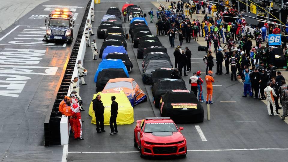 NASCAR at Bristol postponed