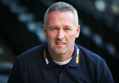 Lambert excited by Blackburn job