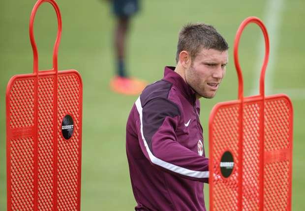 Milner bullish ahead of World Cup