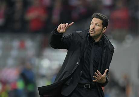 Simeone proud of Atletico