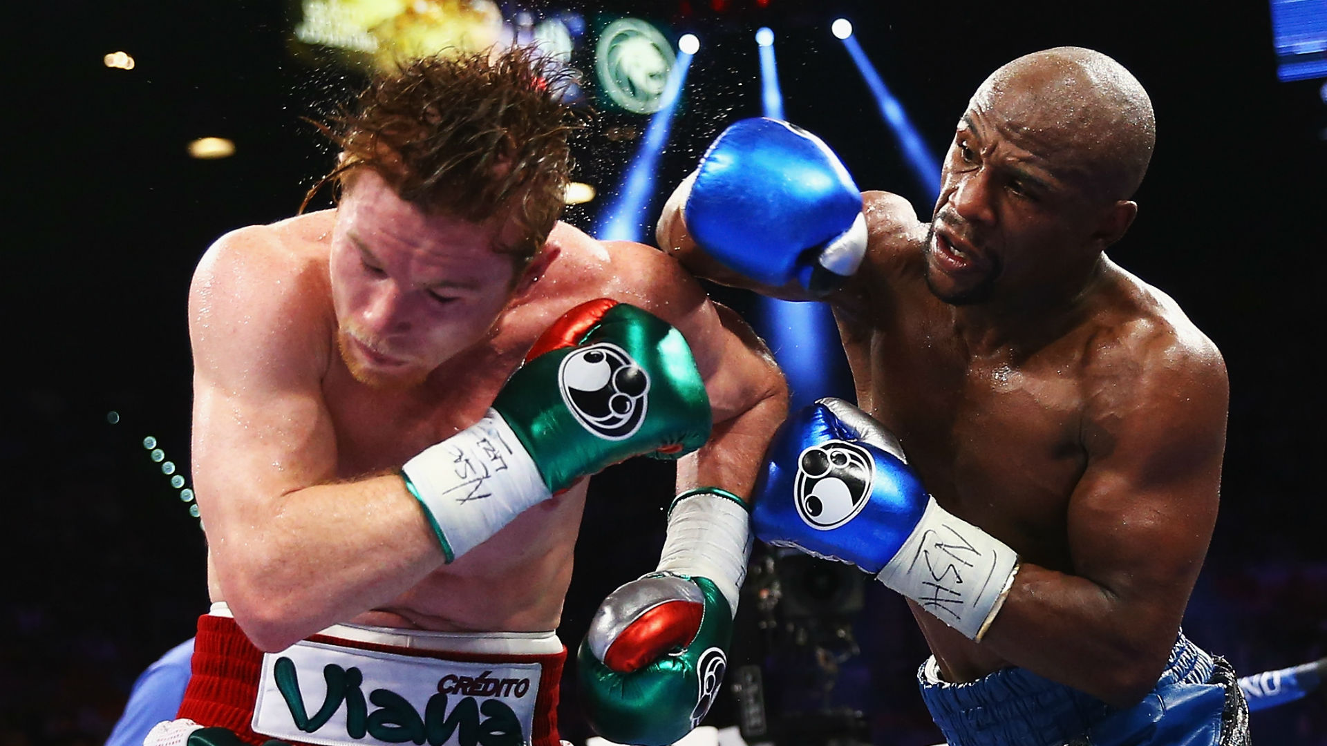 Canelo Alvarez welcomes Floyd Mayweather rematch