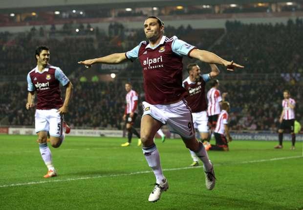 Sullivan: Carroll and Downing saved West Ham's season
