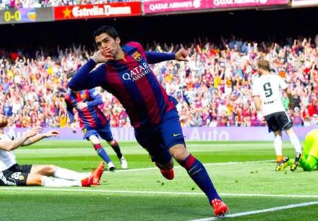 Le Barça s'en sort bien