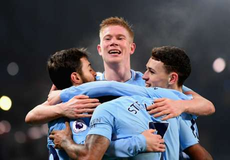 De Bruyne signs new City deal until 2023