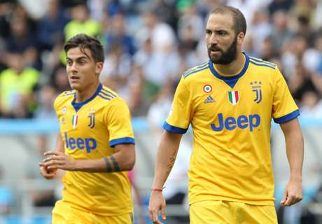 Dybala: Goal-shy Higuain 'just needs to relax'