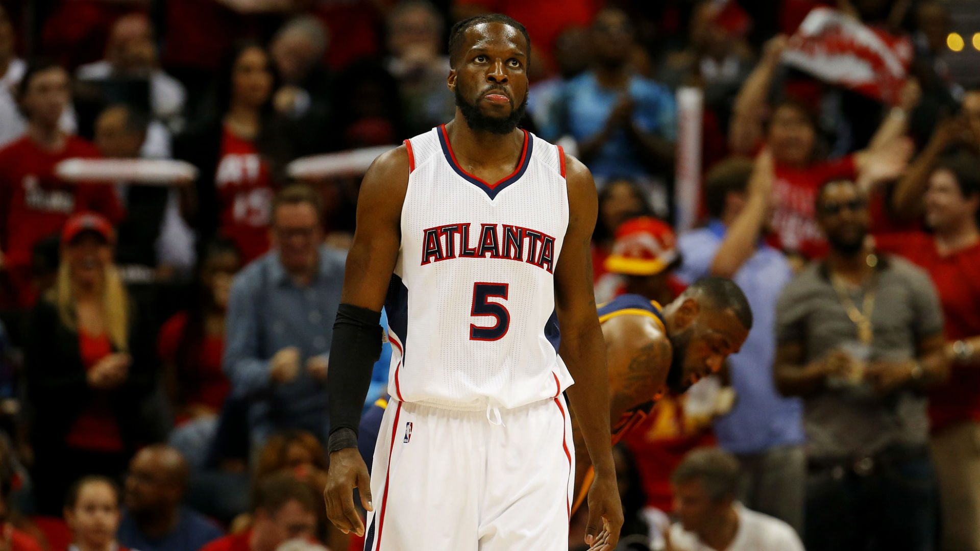 DeMarre Carroll to sign $60 million deal with Raptors