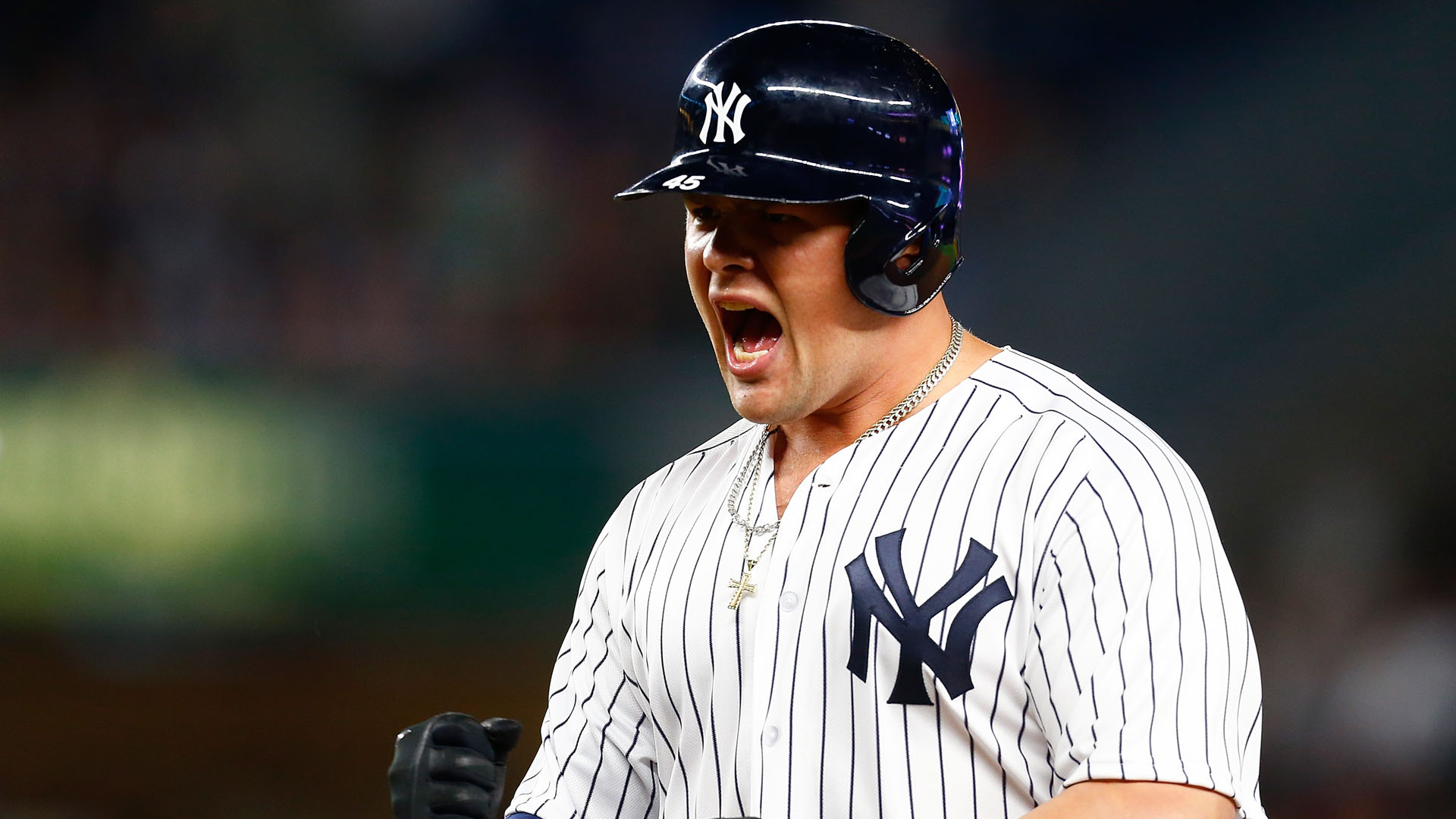 ALDS Game 2: Yankees 3, Sox 1