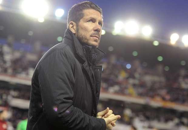'Simeone can be Atletico's Ferguson'