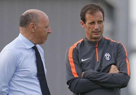 Marotta: Juve ready to challenge