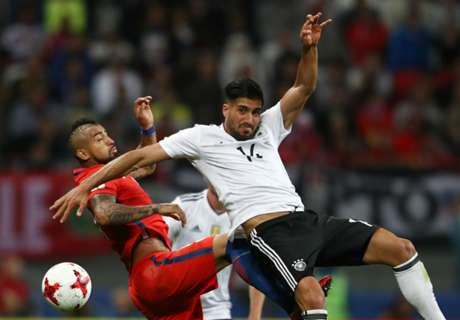 Injury scare for Germany