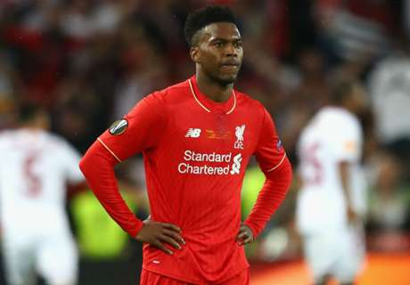 Sturridge heartbroken by final loss