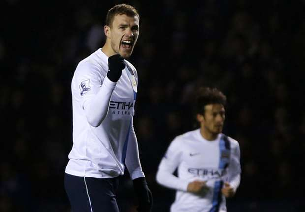 Dzeko: I can fill Aguero void