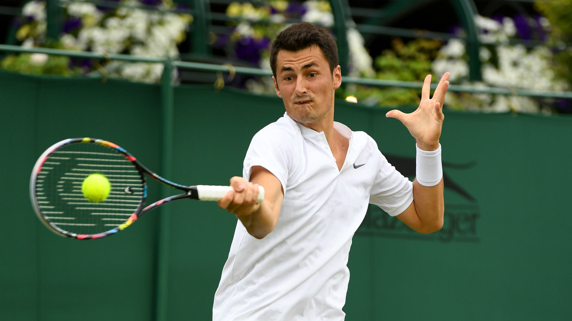 'I was bored,' Tomic says after first-round defeat