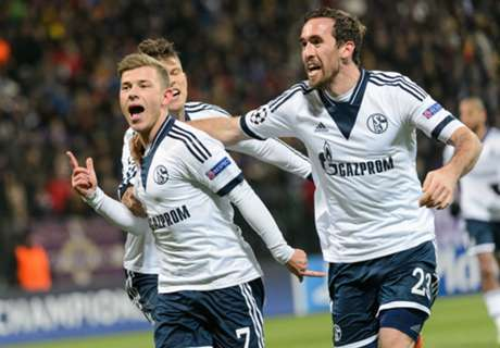 Player Ratings: Maribor 0-1 Schalke