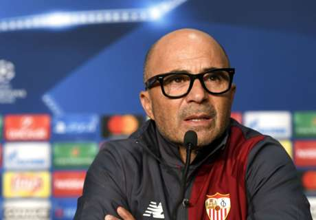 Sampaoli: Sevilla aiming high