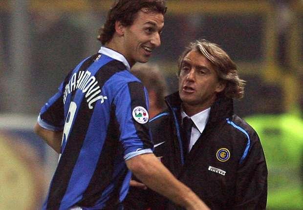 Inter: Mancini unsure about Ibrahimovic's future - Goal.com