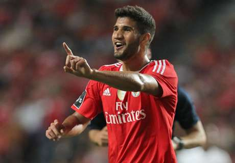 Inter loan Lopez from Benfica