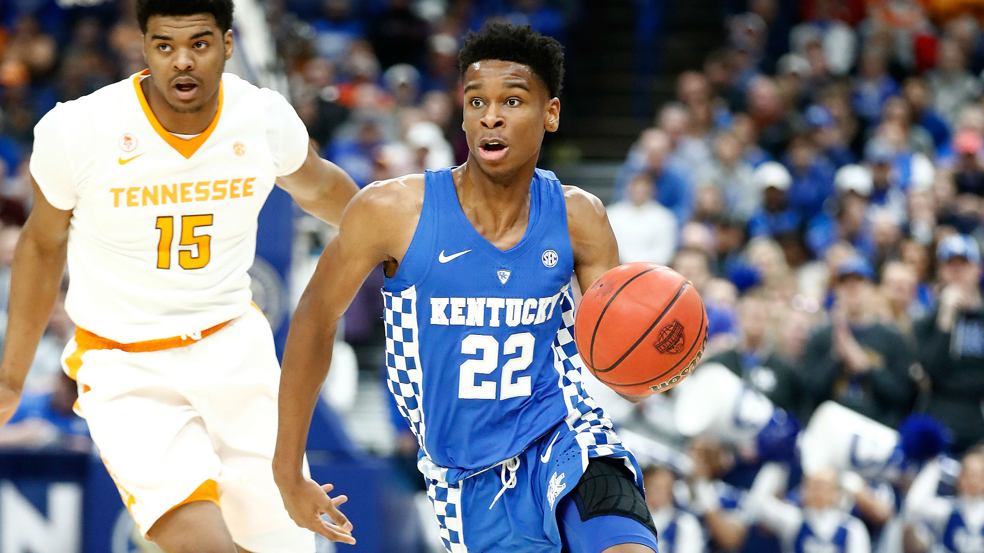 Raptors want to acquire pick, select Gilgeous-Alexander