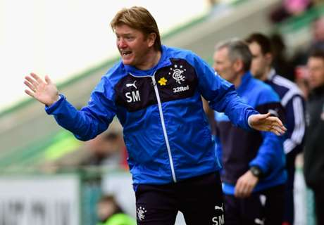 Rangers in Scottish playoff final