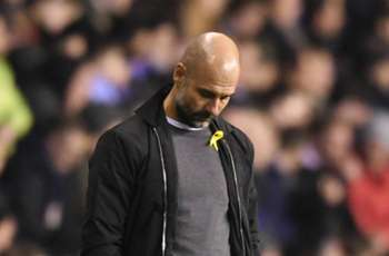 'Before a manager I'm a human being' - Guardiola explains continued ribbon protest