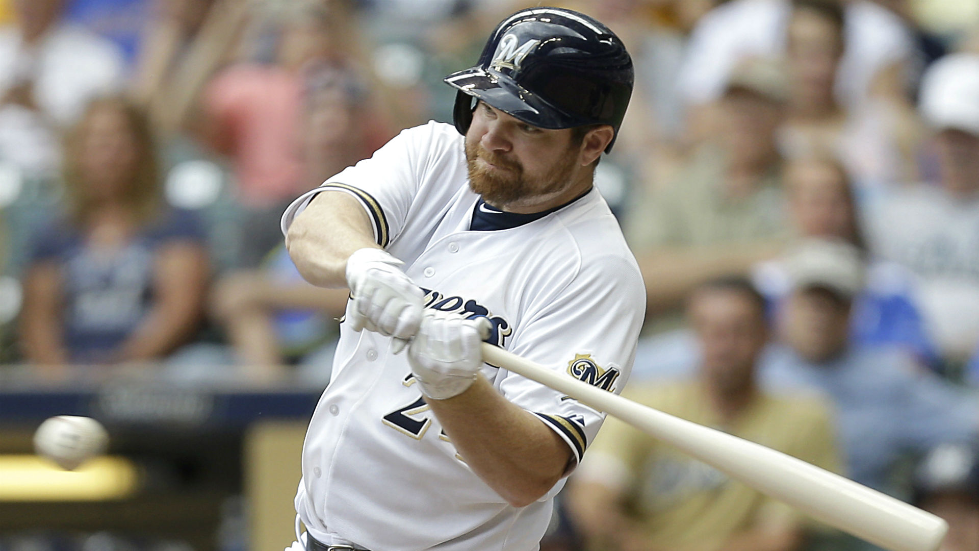 MLB trade rumors: Cardinals have talked with Brewers about Adam Lind
