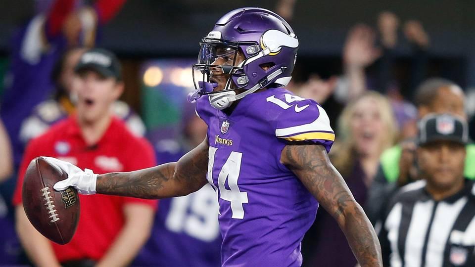 NFL trade rumors: Vikings' Stefon Diggs has not been dealt to Redskins
