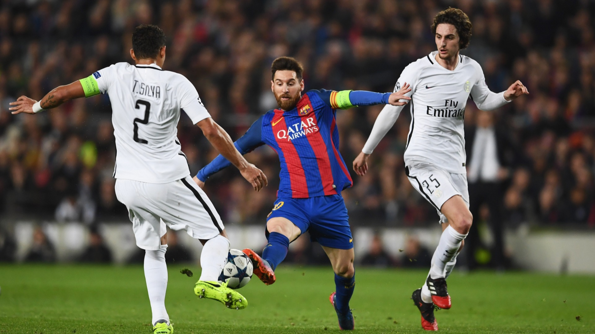 'Messi played the referee against PSG' - Silva responds to Argentine star's Copa America comments