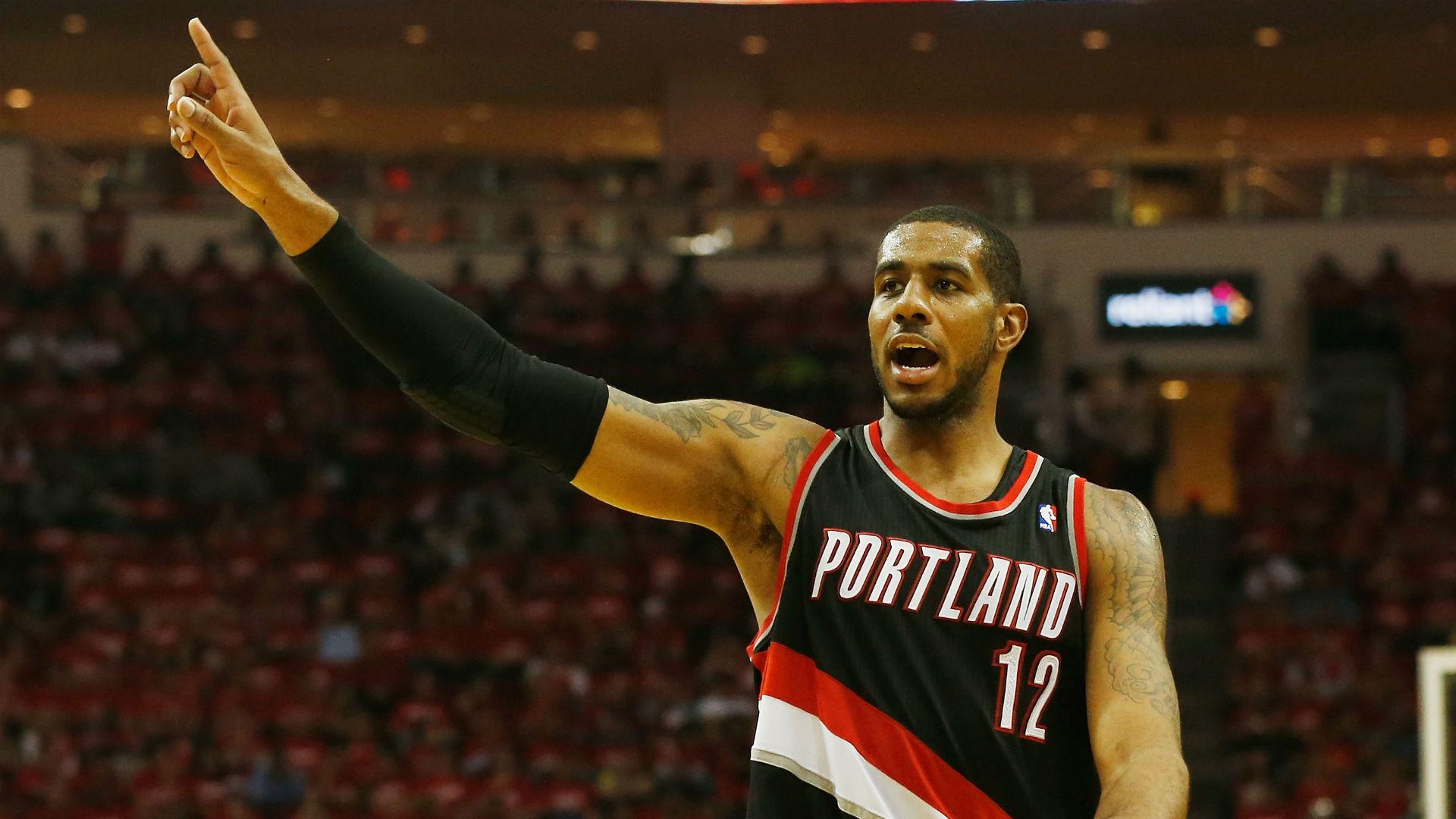 LaMarcus Aldridge makes his decision � to sign with Spurs  NBA ...
