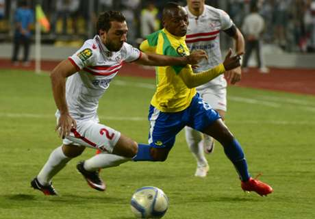 Sundowns crowned CL champions