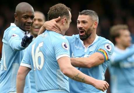Adam shines in narrow Stoke win