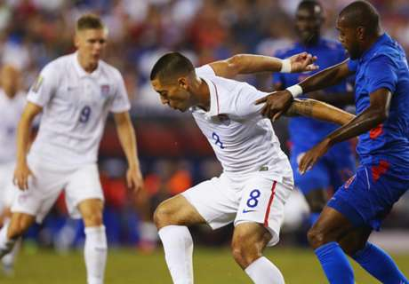 Report: USA 1-0 Haiti
