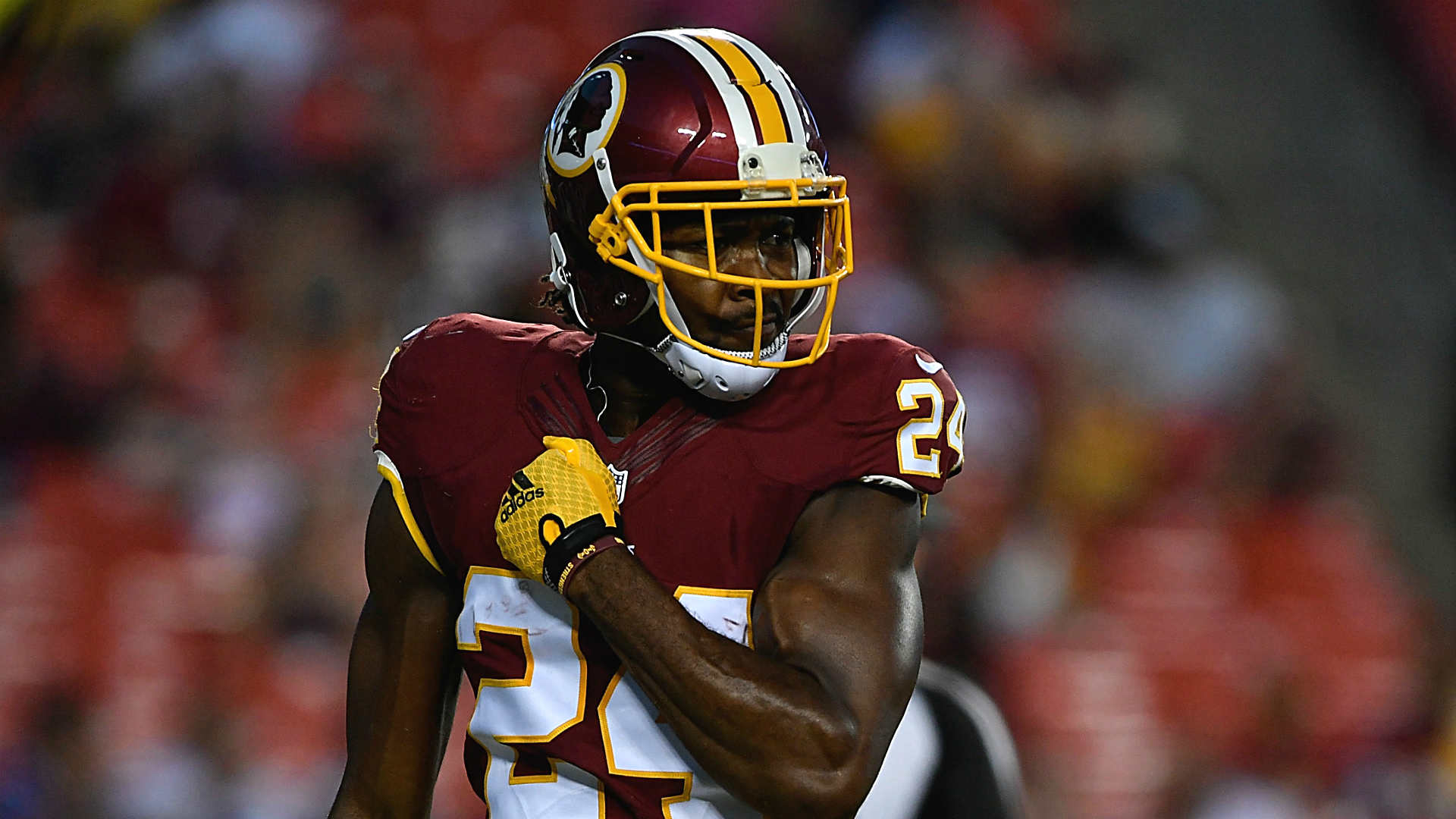 Redskins CB Josh Norman ruled out Monday night