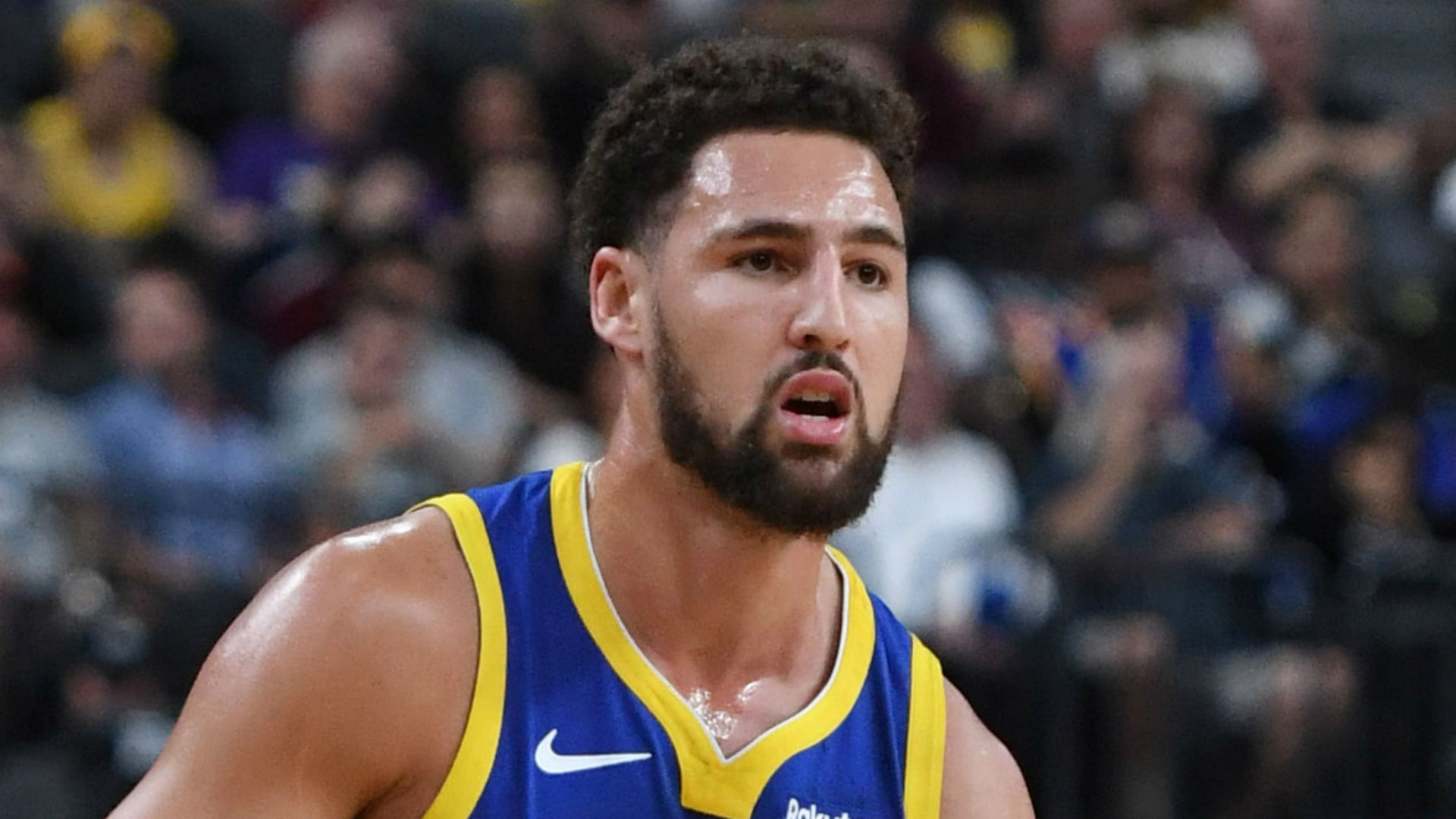 Record-breaking Klay Thompson: 'I was due for a big night'