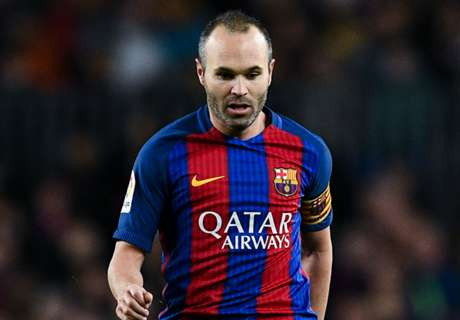 Iniesta unsure over Barca future